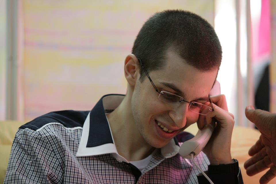 Le sourire de Guilad Le retour de Gilad Shalit en Isral