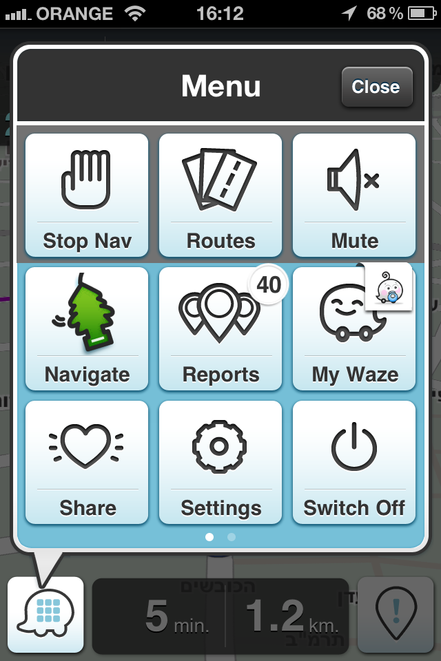 photo 5 Waze, une application israélienne pour faire la route ensemble