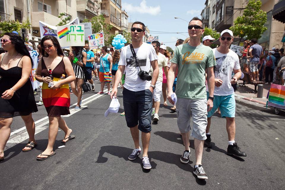 1446 10151471949812895 1421463514 n Voyage de noces à Tel Aviv pour le premier couple gay marié de France
